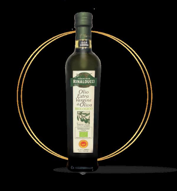 Olio extra vergine di oliva Biologico DOP Umbria Colli Martani